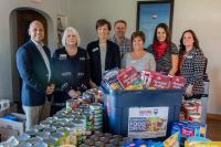 Remax First Realty - Food Drive 2016 - Mansfield,Ohio Real Estate Agents